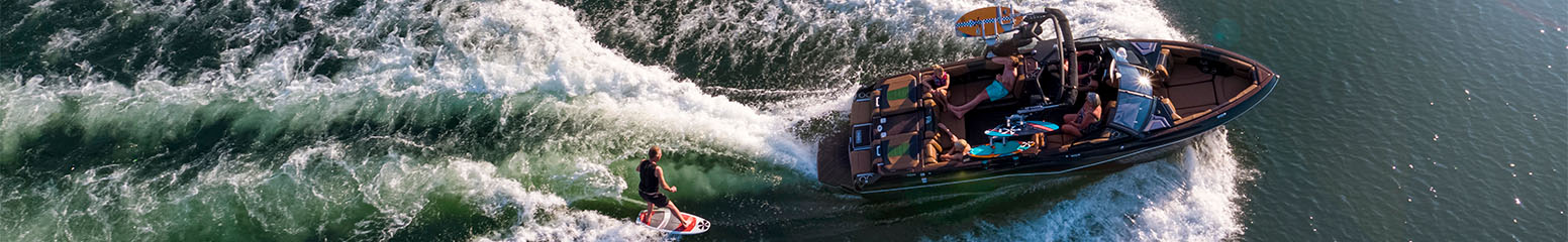 McRae Boats Malibu