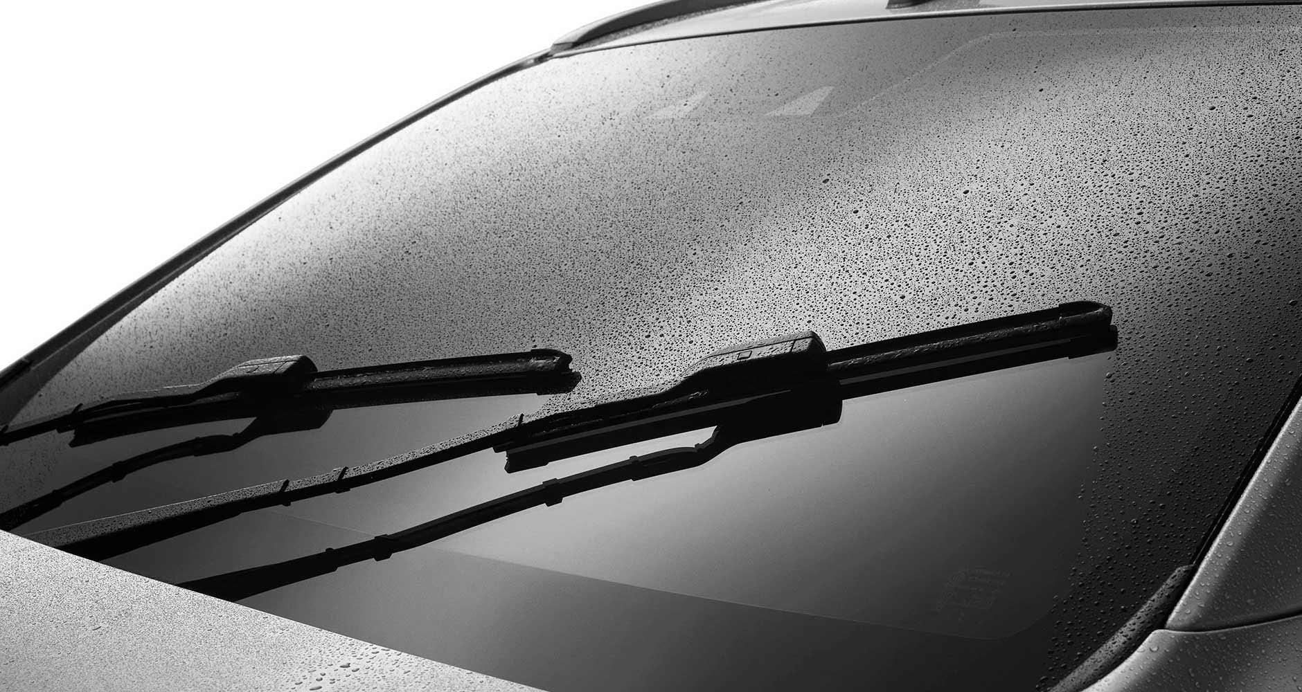 Rain Sensing Automatic Wipers