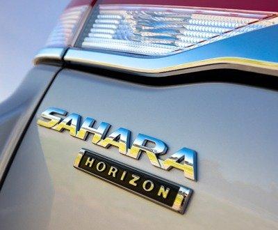 LandCruiser 200 Series Sahara with the 2021 Horizon special edition image