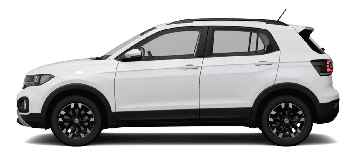 Rockingham Volkswagen T-Cross Offers