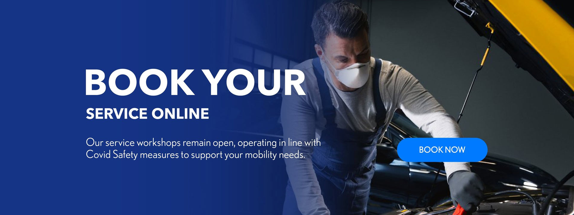 McCarroll's Renault Service Booking