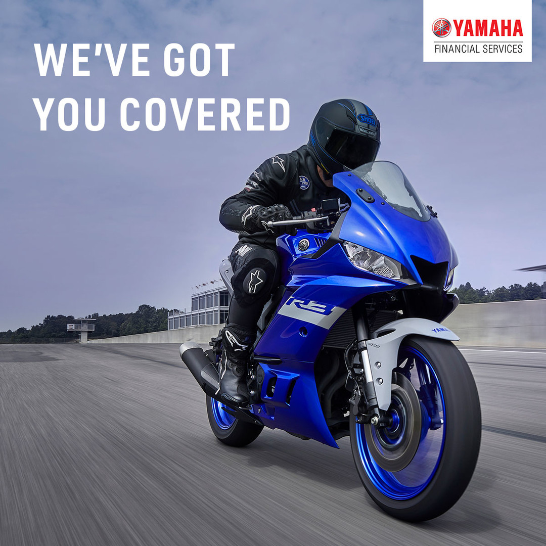 Yamaha R3 We have you covered