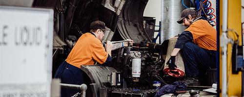 Heavy Vehicle Diesel Technician Apprenticeships