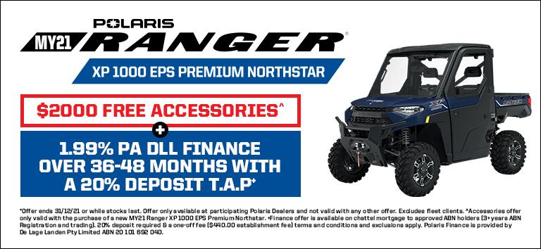 Polaris Ranger XP 1000 Northstar