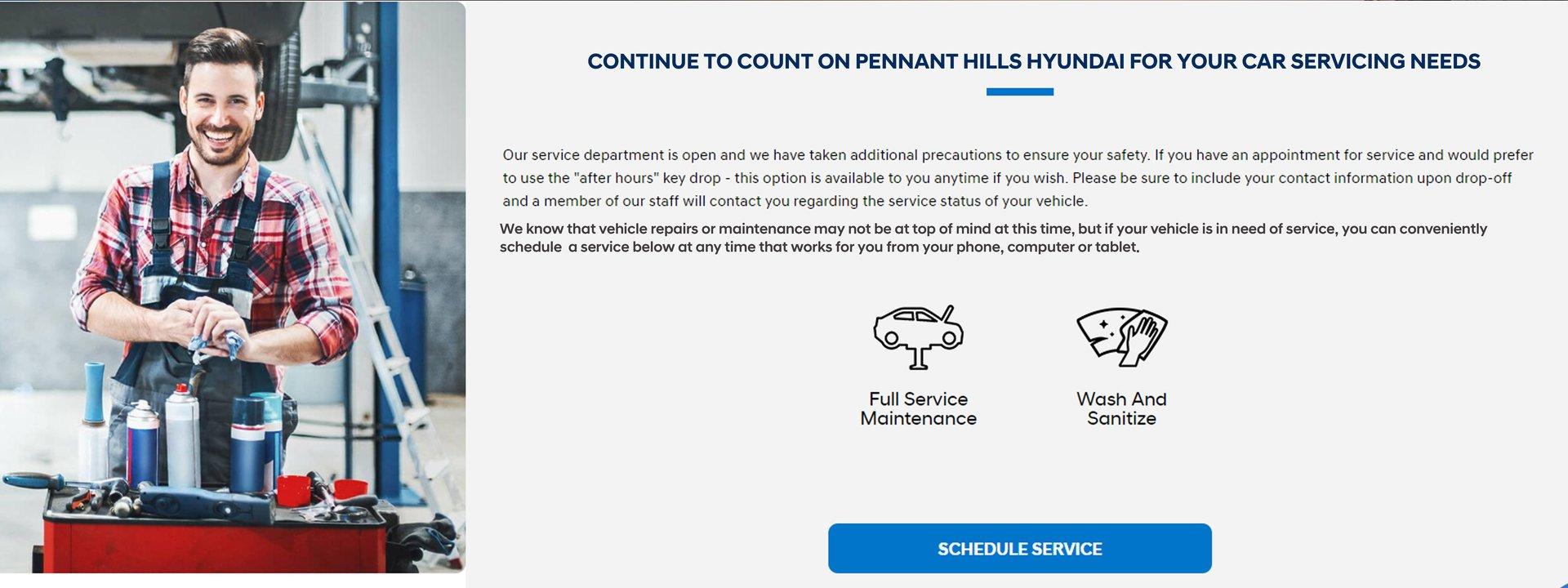 Pennant Hills Hyundai -