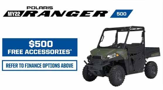 MY22 Ranger 500