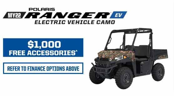MY22 Ranger EV Camo