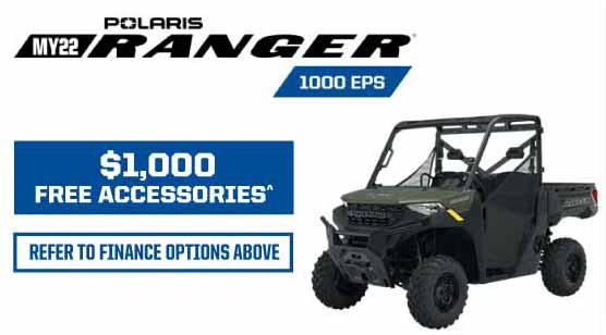 MY22 Ranger 1000 EPS