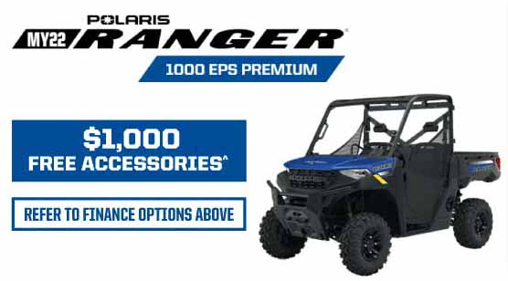 MY22 Ranger 1000 EPS Prem