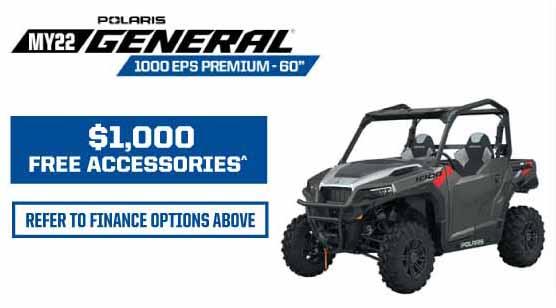 MY22 General 1000 EPS Premium 60