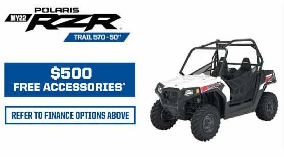 MY22 RZR Trail 570 - 50