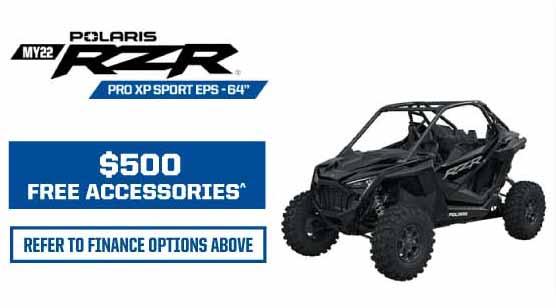 MY22 RZR PRO XP Sport EPS - 64