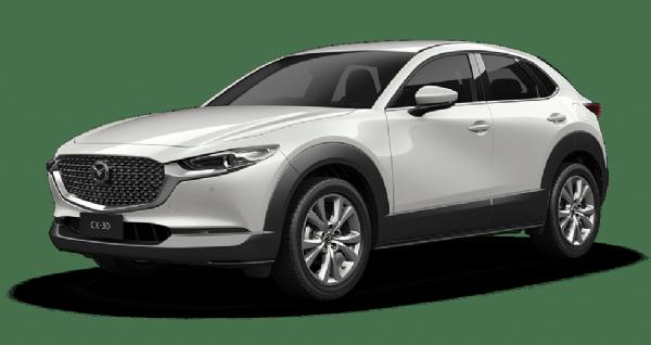 Mazda CX30 G25 Touring