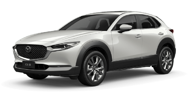 Mazda CX30 G25 Astina