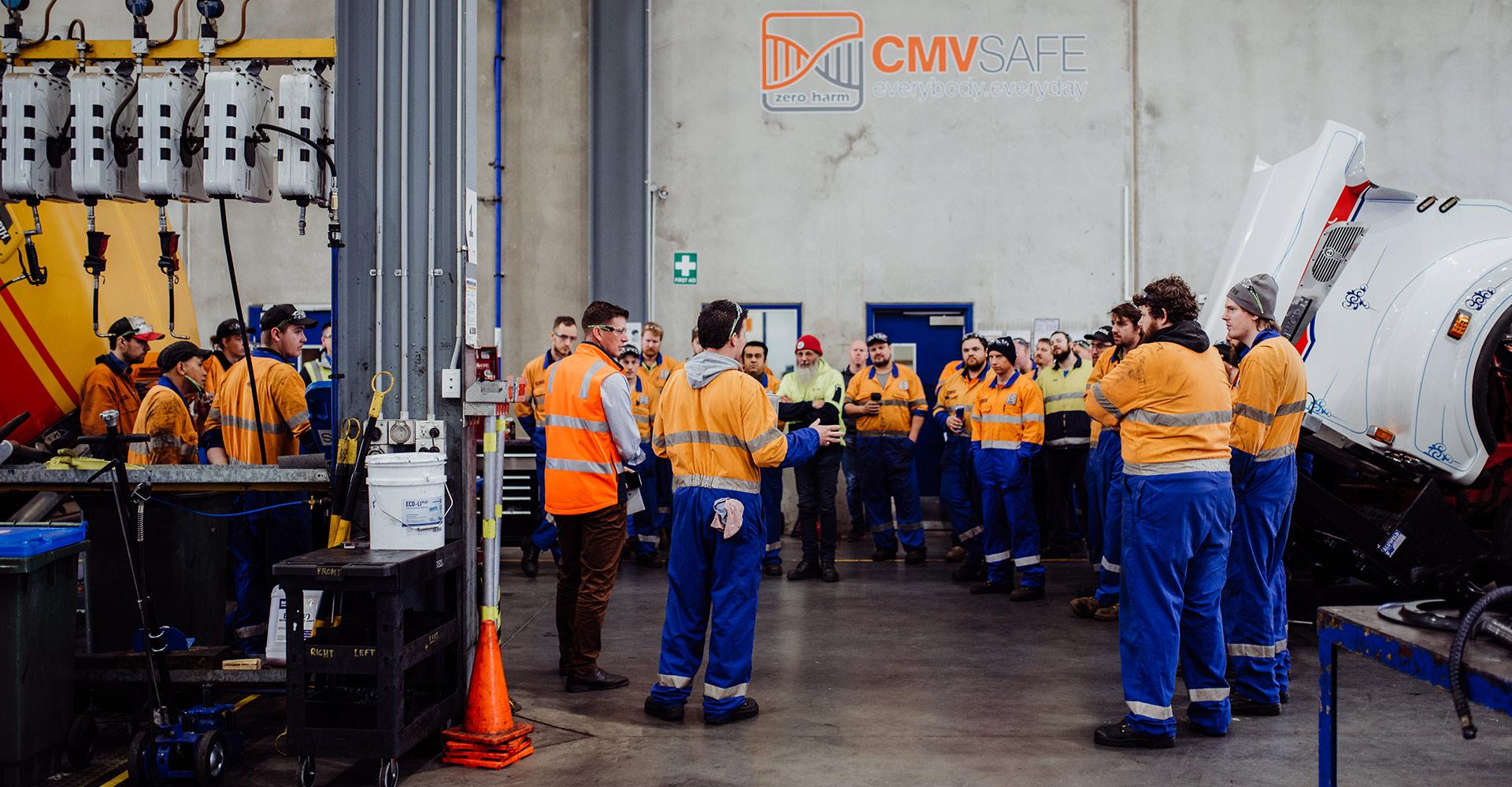 CMV Apprenticeship