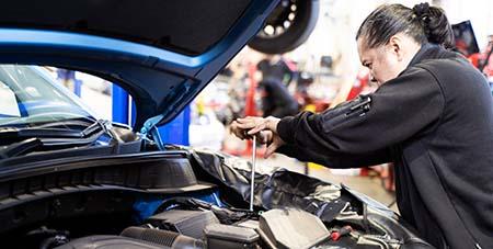 Book a Genuine Hyundai Service today at National Capital Hyundai.