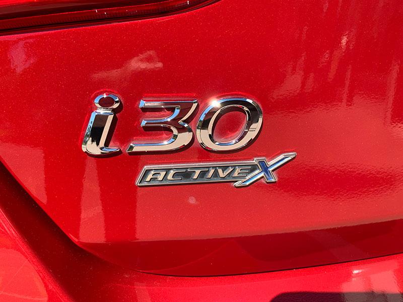 2016 Hyundai I30 Active X 1.8 EFI Auto 5 Door Hatch