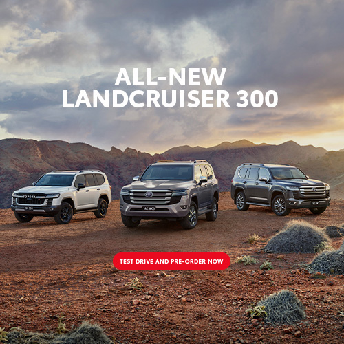 Discover the All-New LandCruiser