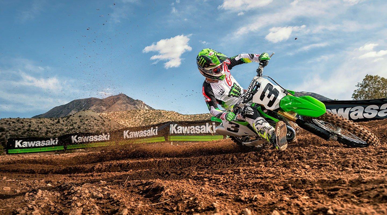 Kawasaki MX