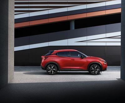 The All-New Nissan Juke image