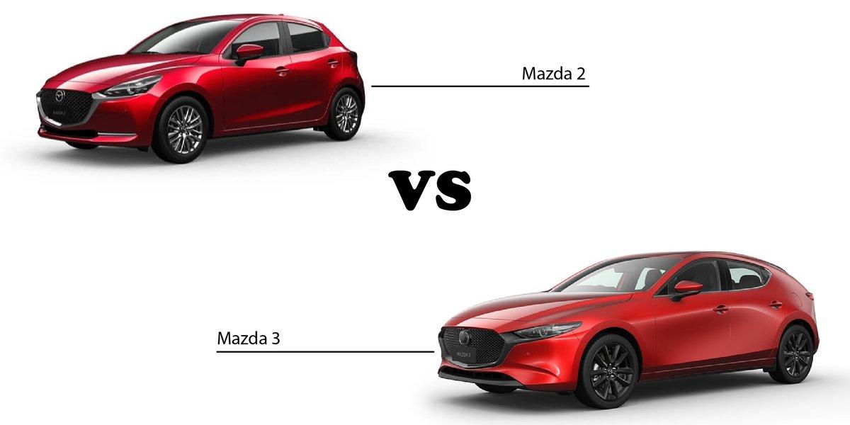 blog large image - Mazda 2 vs Mazda 3 - how to choose? Let's break it down
