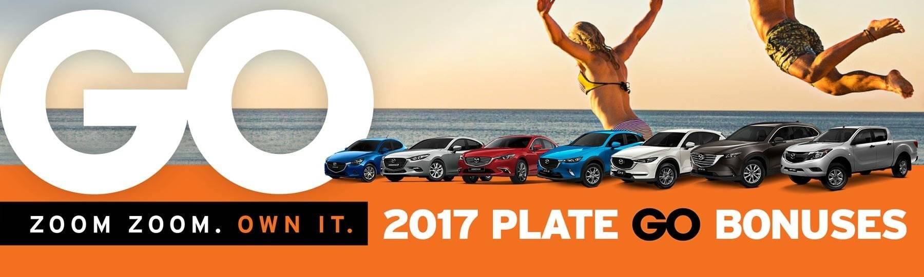 Rockdale Mazda Go Plate Bonuses