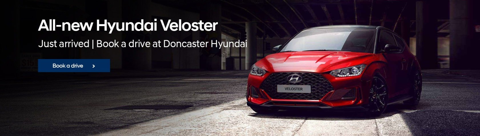 All New Hyundai Veloster Doncaster