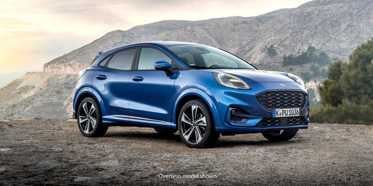 blog large image - All-New Ford Puma - Coming Soon!