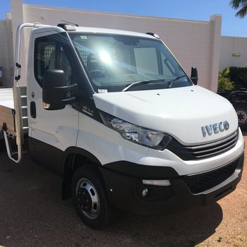 IVECO Daily Tray Pack Small Image