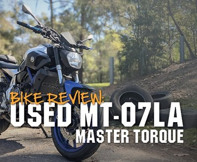 Bike Review: Used MT-07 LAMS (+ Recommended Mods) image