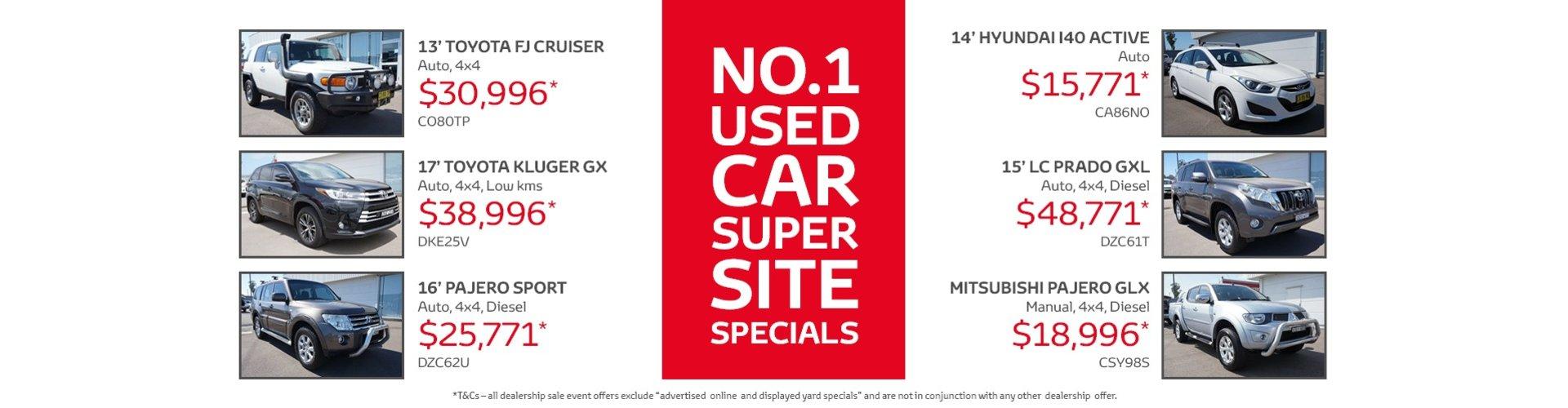 cardiff toyota used car super site
