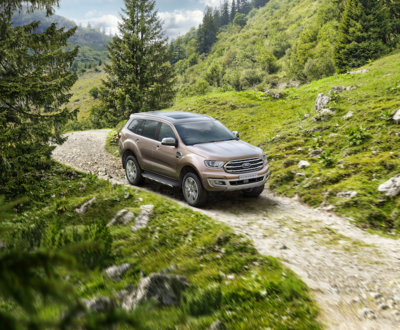 Ford Everest image