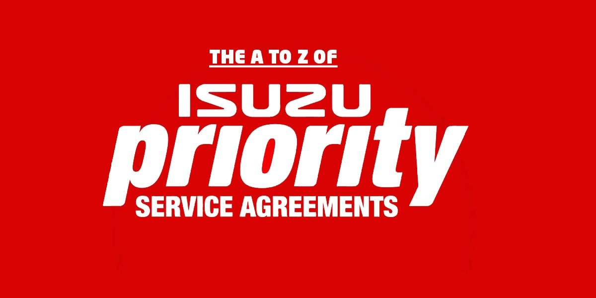 blog large image - Everything you Need to Know About Isuzu Service Agreements