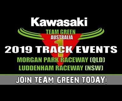 KAWASAKI TRACK DAYS 2019 image