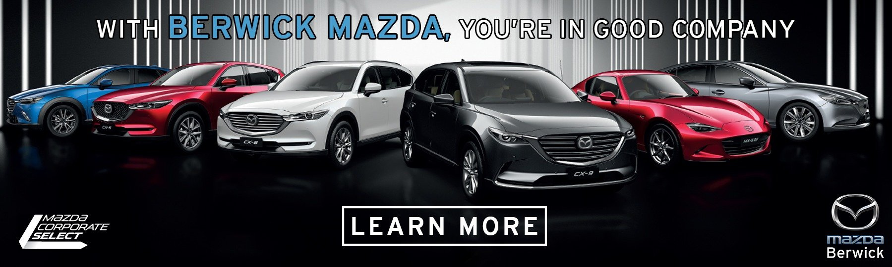 Berwick Mazda: Corporate Select