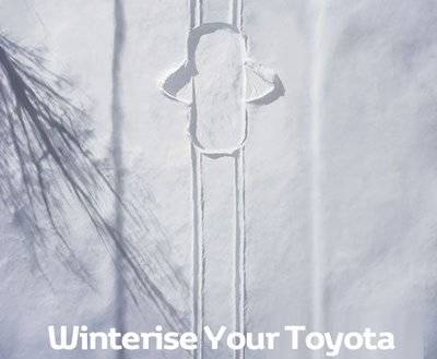 Keeping your vehicle in top working condition in the cold image