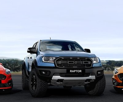 Ford Performance Vehicles image