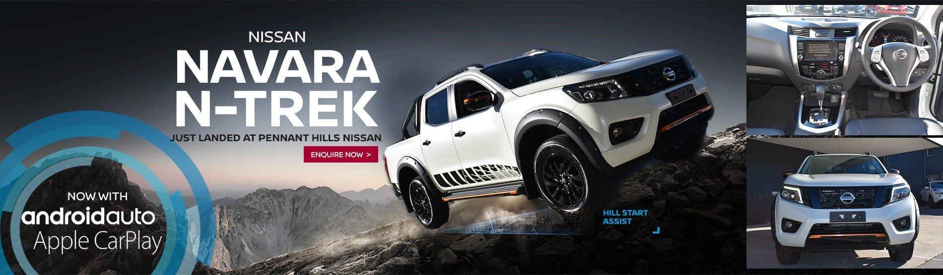 Pennant Hills Nissan | N-Trek