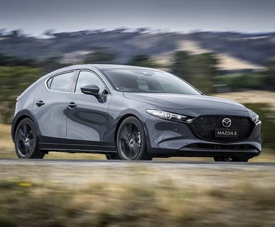 Reliable Mazda 3 from Melville Mazda image