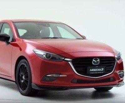 Mazda 3 hatch image
