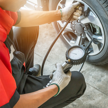 Free Fluid and Tyre Check Small Image