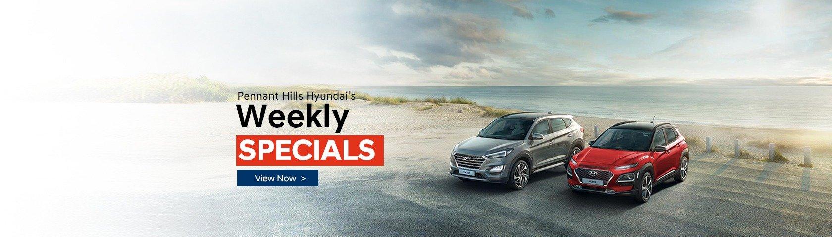Pennant Hills Hyundai | Specials