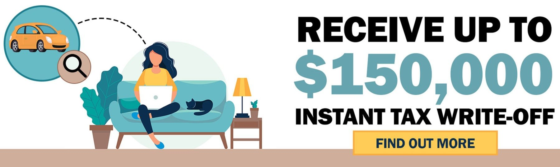 Reynella Mazda - Receive up to $150,000 Instant Tax Write-off