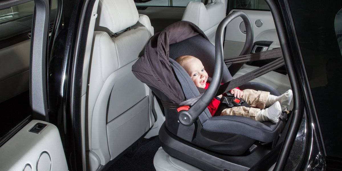 blog large image - Infant Car Seats - Buying Guide