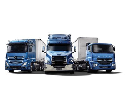 Mercedes-Benz Award image