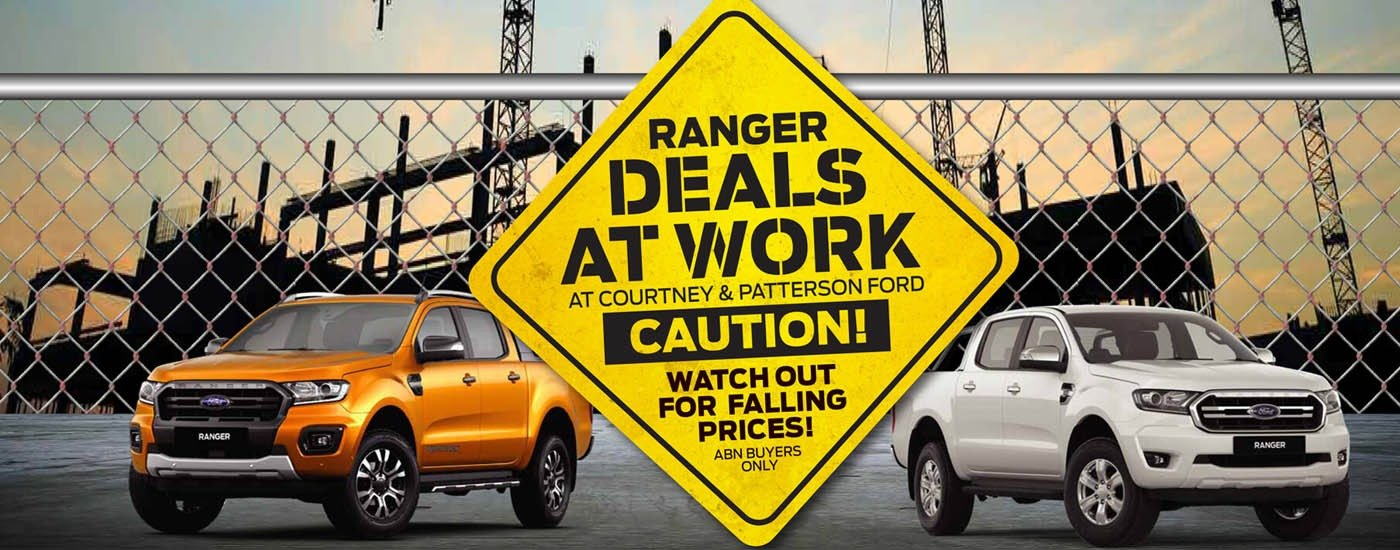 Ford Ranger Deal Courtney Patterson Ford