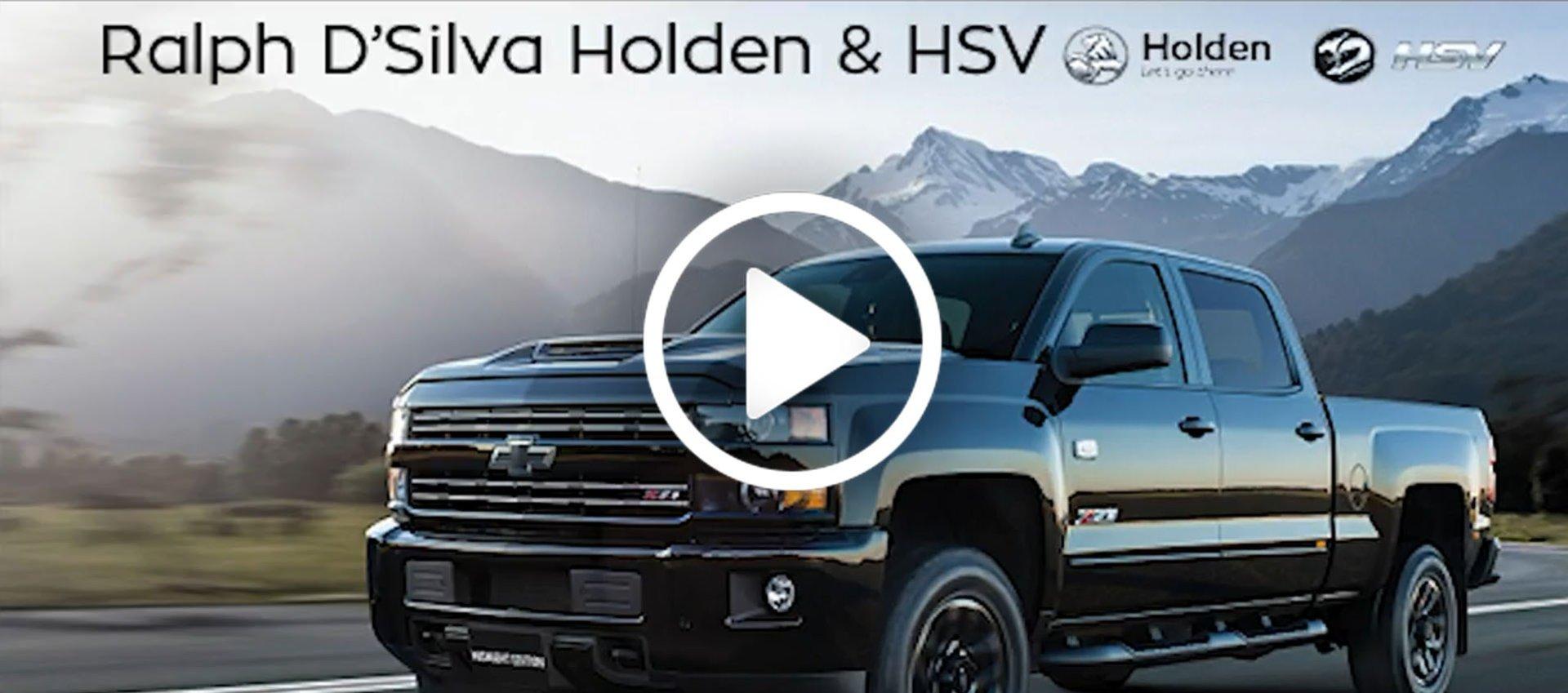 HSV Truck Deals