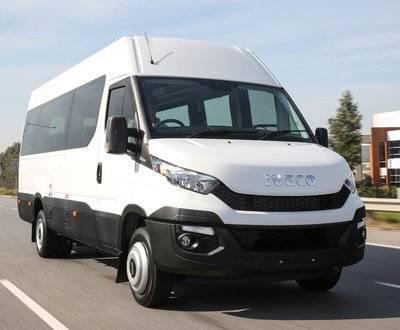 Iveco Minibuses  image