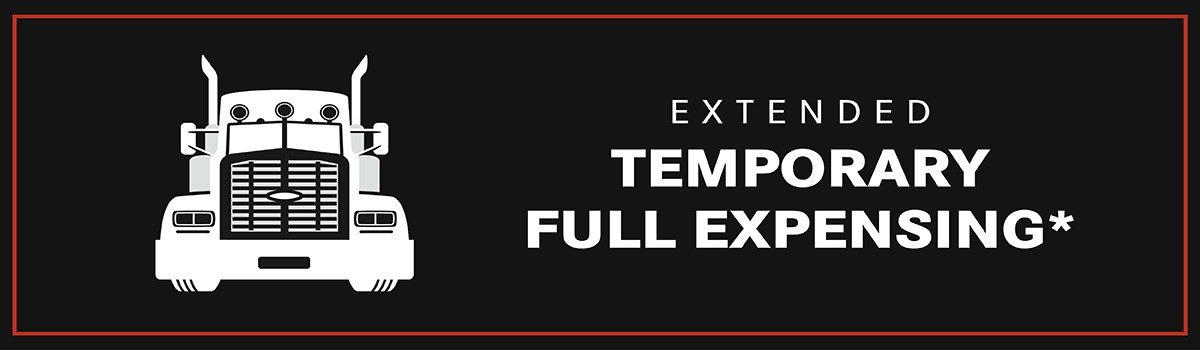 Temporary Full Expensing – FY2021/22. Large Image