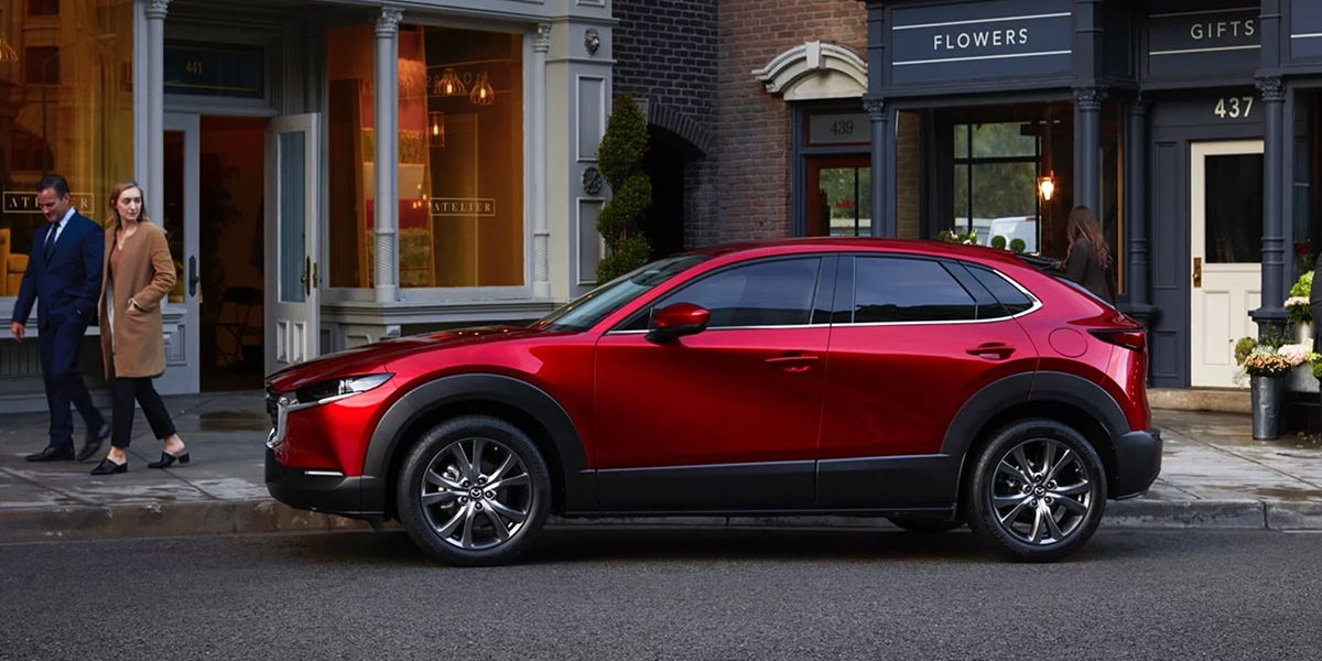 blog large image - Register your interest in the all-new 2020 Mazda CX-30 today.
